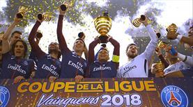 Paris Saint-Germain kupa sezonunu açtı (ÖZET)