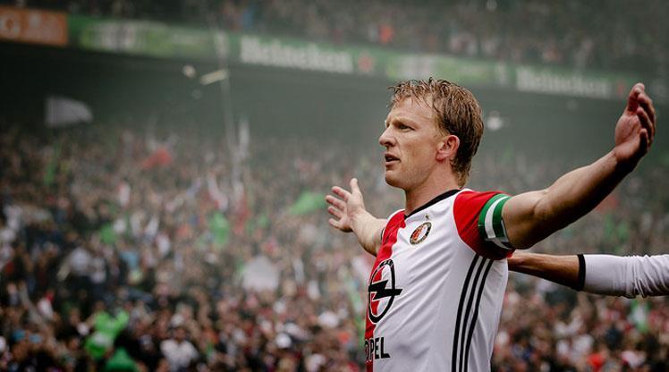 Dirk Kuyt geri döndü