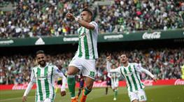 Real Betis Avrupa aşkına
