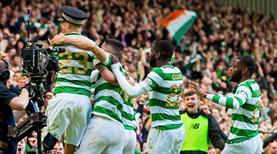 Celtic derbiden şampiyon çıktı