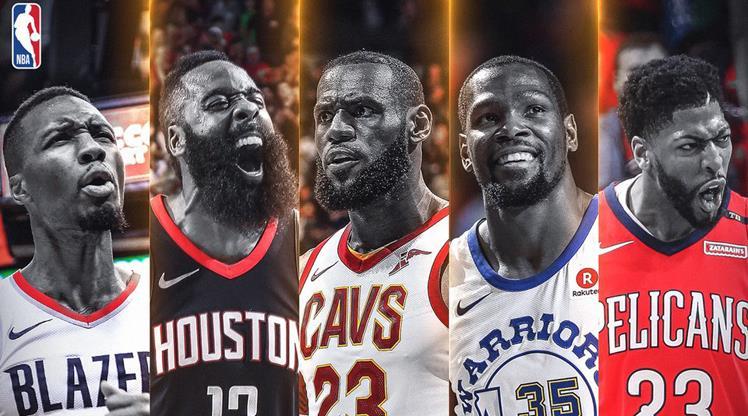 İşte NBA'de sezonun ilk 5'i