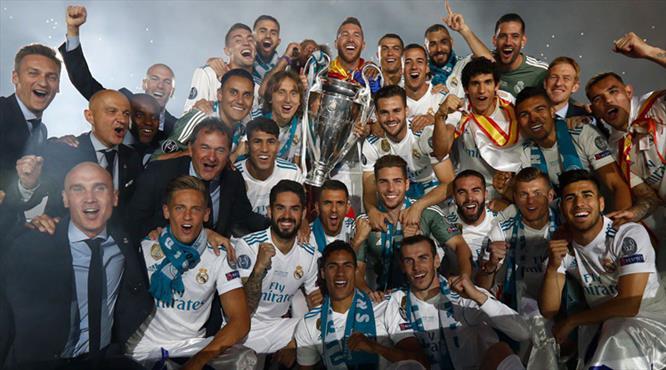 Dördünü toplasan bir Real Madrid etmiyor