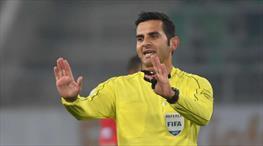 Tunus maçının hakemi değiştirildi