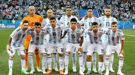 Arjantin tamam mı, devam mı maçına çıkıyor