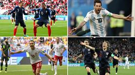 Dünya Kupası'nda dev eşleşme! İki favori karşı karşıya!