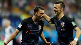 Hırvatistan İzlanda'yı evine yolladı