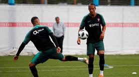 """Alves'ten Almanya örneği! """"Kolay maç yok"""""""