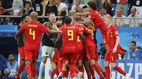 Belçika'dan inanılmaz geri dönüş!