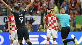 """""""Dünya Kupası finalinde böyle penaltı verilmez"""""""