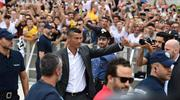 Torino'da Ronaldo çılgınlığı