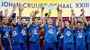 Süper Kupa Van Persieli Feyenoord'un