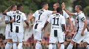 Ve Ronaldo siftahı yaptı! İşte ilk golü...