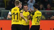Dortmund zirveyi aldı