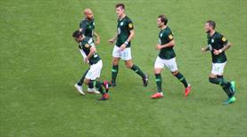 Yunus attı, Wolfsburg puanı kurtardı