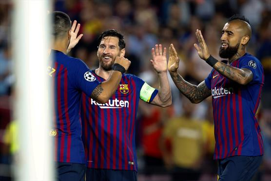 Bu maçta normal gol yok! Sahne yine Messi'nin