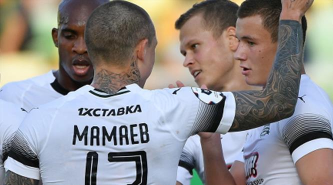 Krasnodar ikinci yarı açıldı