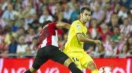 Villarreal ikinci yarı açıldı