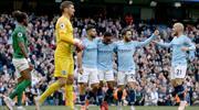 Manchester City kendini yormadı (ÖZET)