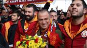 Bolu'da Galatasaray coşkusu