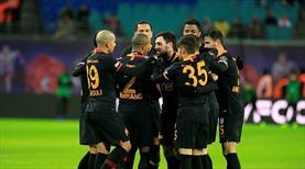Galatasaray Bolu deplasmanında