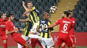 Fenerbahçe'den kupaya erken veda!