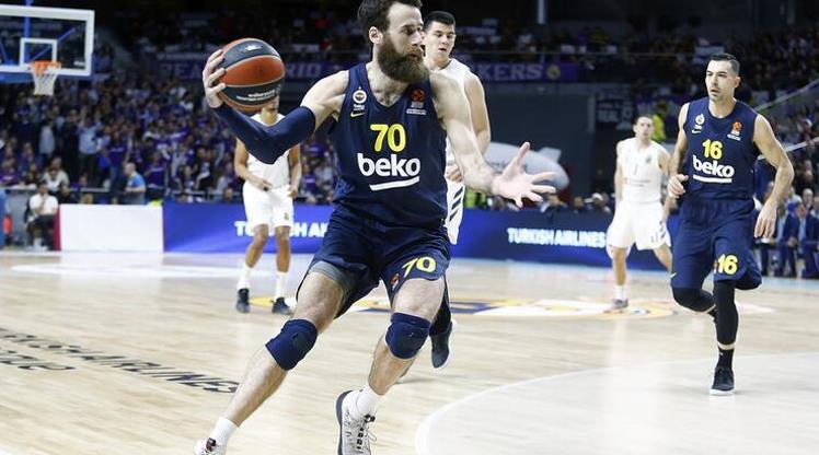 Fenerbahçe Beko İspanya deplasmanında
