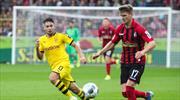 Dortmund'u Akanji yaktı
