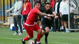 İstanbulspor: 1 - Keçiörengücü: 1 (ÖZET)
