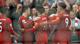 Liverpool 59 yıllık rekorun peşinde