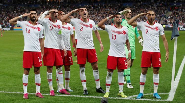 Bekle bizi EURO 2020! Helal olsun çocuklar
