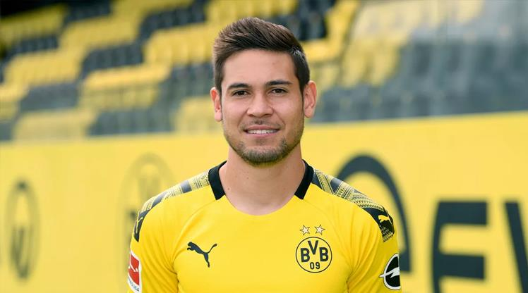 Dortmund, Guerreiro ile uzattı