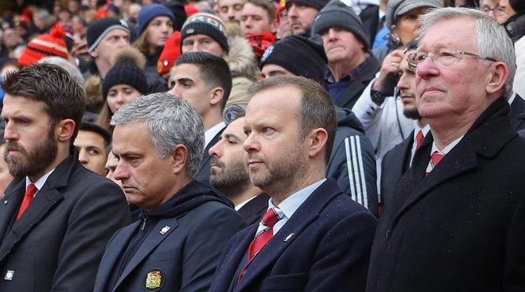 """""""Kimse Manchester United'dan daha büyük değil"""""""