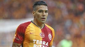 Galatasaray'da gözler Falcao'da