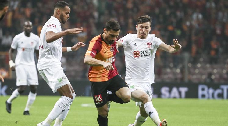 Sivasspor'un hasreti 11 maça çıktı