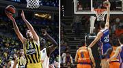 Turkish Airlines EuroLeague'de bizimkilerin haftası