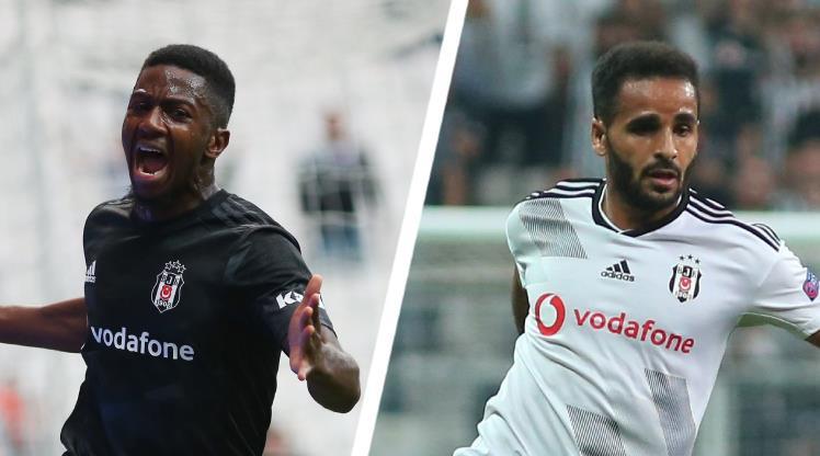 Beşiktaş'a Diaby ve Douglas'tan kötü haber