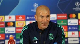 Zidane'dan Mourinho cevabı