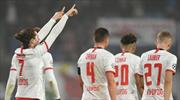 Leipzig harika golle kazandı (ÖZET)