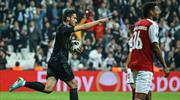 Umut Nayir oyuna girdi, golünü attı
