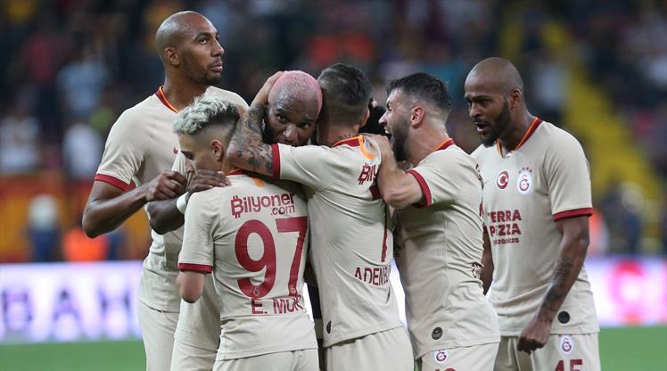 İşte Galatasaray'ın muhtemel derbi 11'i