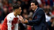Emery, Mesut Özil kararına açıklık getirdi