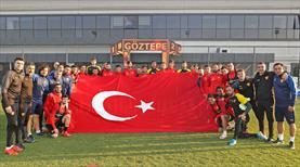 Göztepe kupa maçına hazır
