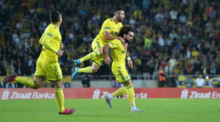Fenerbahçe güle oynaya turladı