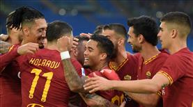 Dev maç Roma'nın! Mert kızardı, Cengiz döndü (ÖZET)