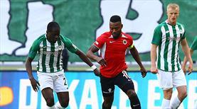 İH Konyaspor - Gençlerbirliği: 1-1 (ÖZET)