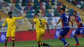 Altınordu - İstanbulspor: 1-1 (ÖZET)