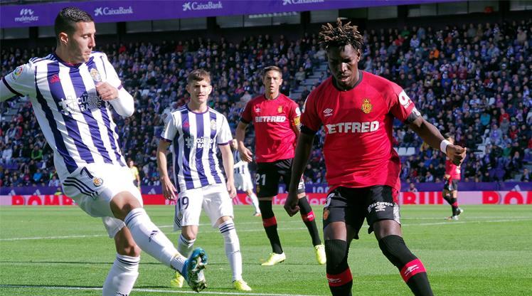 Enes Ünal siftah yaptı, Valladolid kazandı