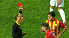 Kırmızı Kart: Robin Yalçın