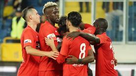 MKE Ankaragücü - Gaziantep FK: 1-2 (ÖZET)