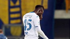 Balotelli'ye yapılan ırkçılık cezasız kalmadı